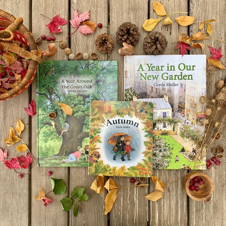 Gerda muller books