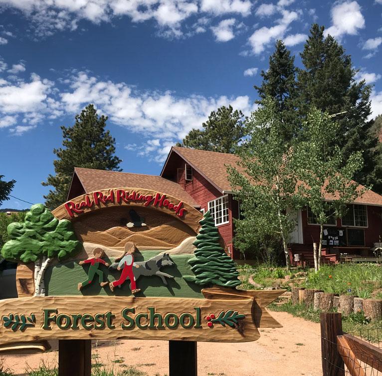 Colorado Springs forest school nature kindergarten