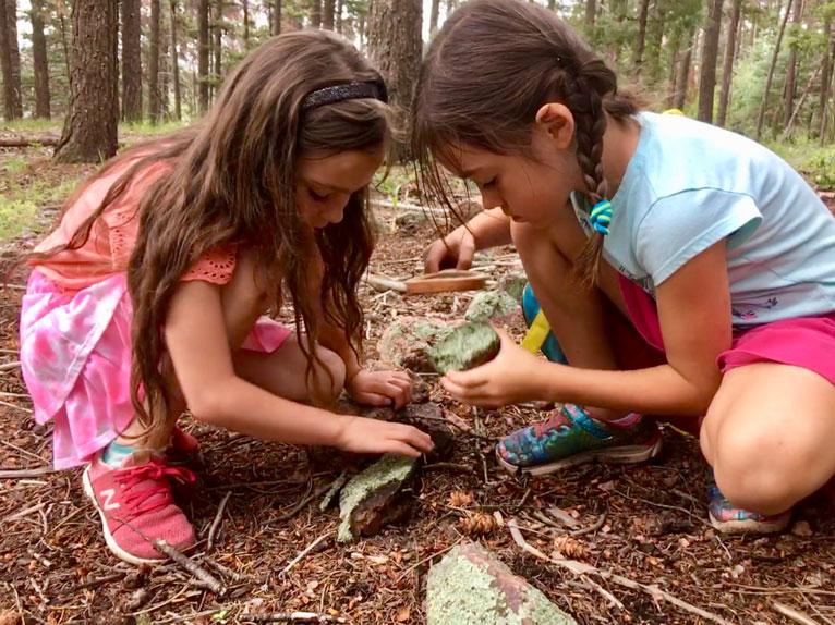 Outdoor program for children Colorado Springs